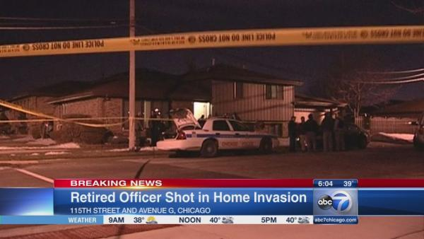 Retired CPD sergeant critical after SE Side shooting