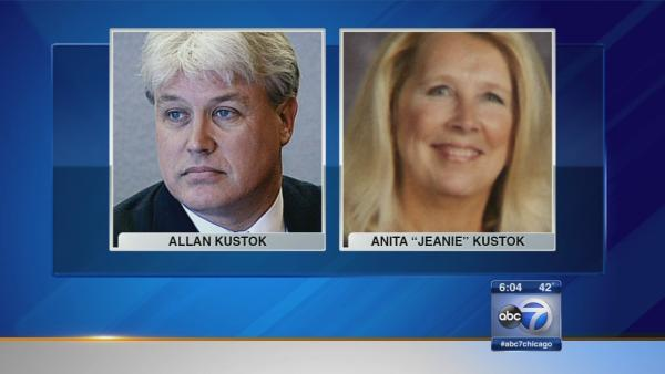 Allan Kustok found guilty in wife's 2010 murder
