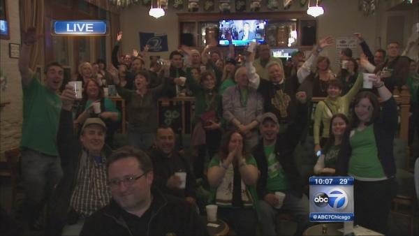 St. Patrick's Day celebrations continue
