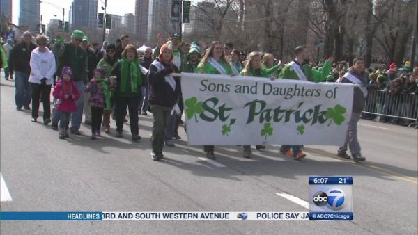 St. Patrick?s Day weekend celebrations continue