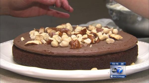 Sweet treats abound at Cacao bakery
