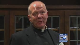 Priest Michael OConnell to return to St. Alphonsus Parish