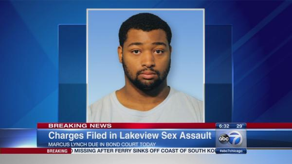 Boystown sex assault charges filed against South Side man