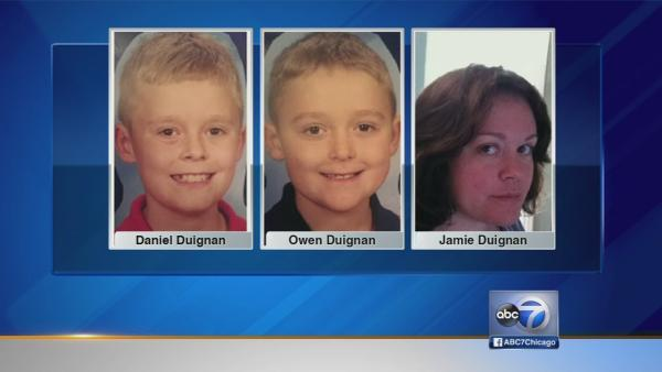 Mom allegedly kidnaps 2 sons from Beverly