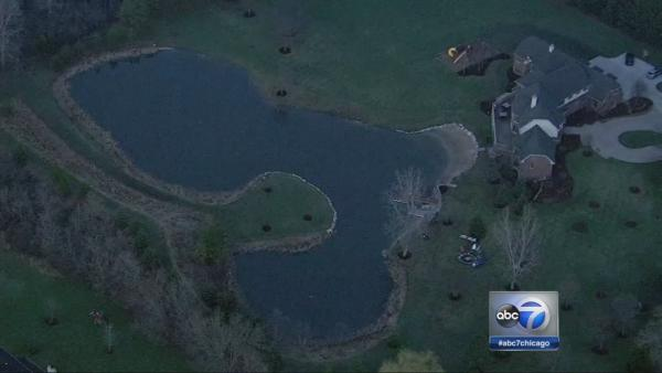 Boy pulled from Crystal Lake pond after 90 minutes dies