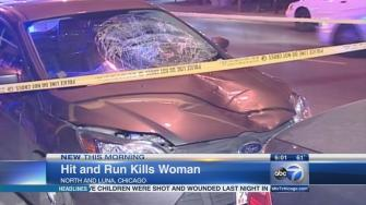 Woman killed in West Side hit-and-run