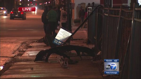 5 injured in Roseland bus stop accident