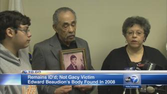John Wayne Gacy victims search helps solve unrelated 1978 missing man case