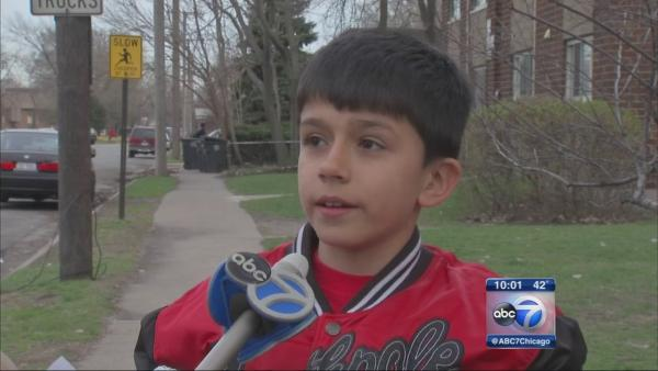 Exclusive: Boy 'on alert' after surviving pit bull attack