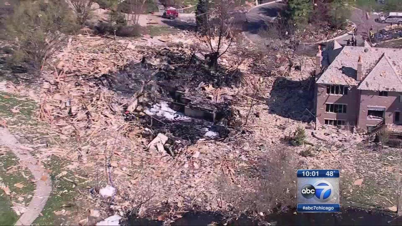 30 homes damaged in Long Grove explosion