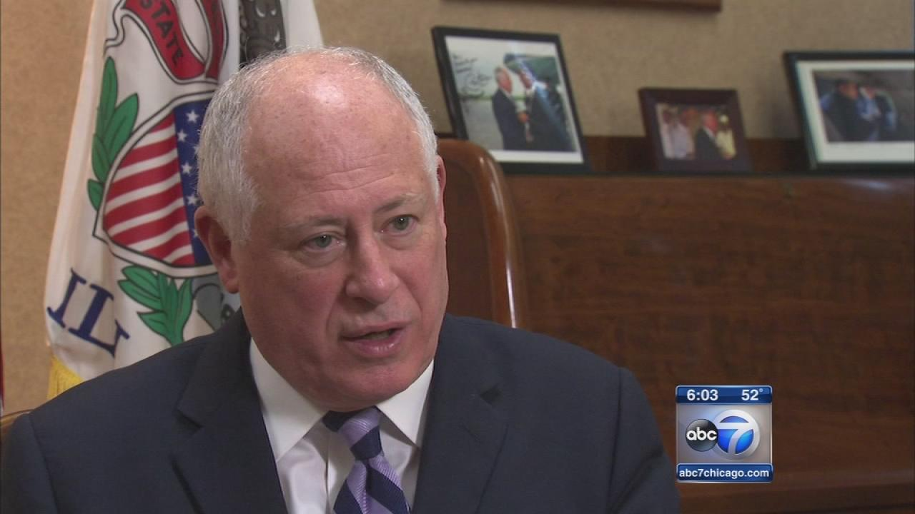 Quinn defends handling of anti-violence program amid probe