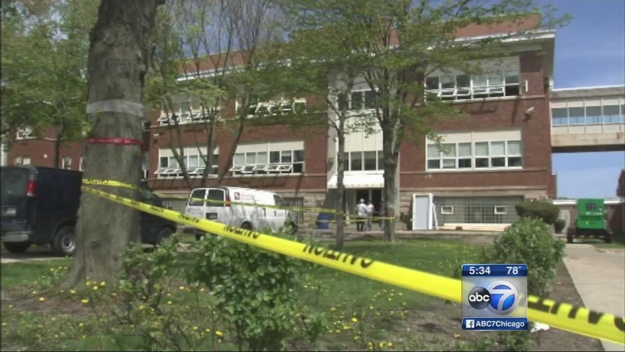 proviso east high school closed monday  tuesday after fire