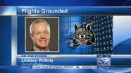 Chicago Wolves stranded by ground stop