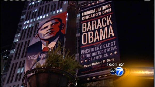 Chicago could benefit from Obama election