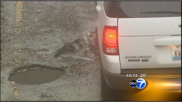 I-Team: The Pothole Holdup
