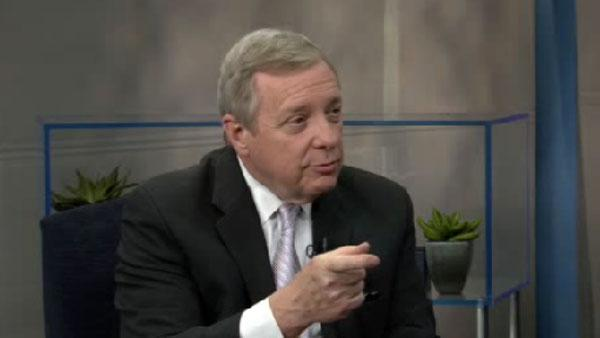 NewsViews: Dick Durbin Part I