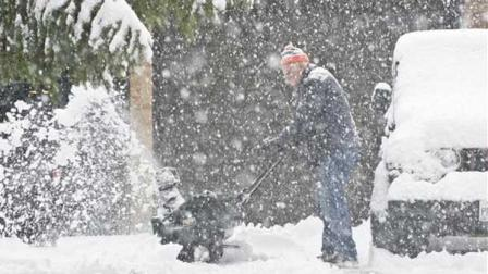 winter will be all kinds of cold according to the Farmer's Almanac
