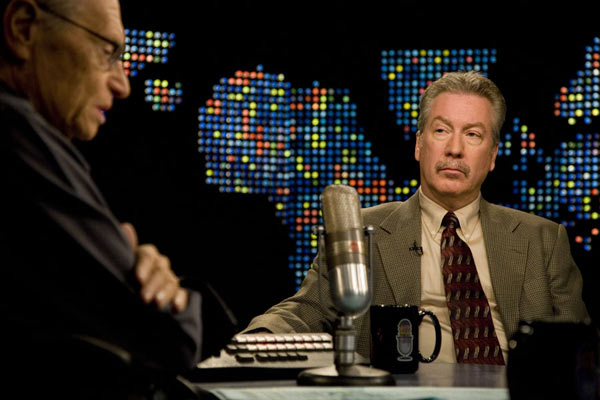 Drew Peterson appears on the Larry King Live on April 11, 2008. Peterson makes a media blitz while offering a &#36;25,000 reward in Stacy&#39;s disappearance.  <span class=meta>(AP Photo&#47;CNN)</span>