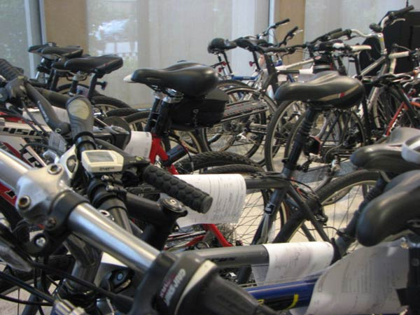 "<div class=""meta image-caption""><div class=""origin-logo origin-image ""><span></span></div><span class=""caption-text"">More than a dozen bikes were found after police executed a search warrant on the city's West Side. The police are in the process of trying to return these stolen items to their owners and had them on display on Friday, June 01, 2012. (ABC7Chicago.com / Evan Peterson)</span></div>"