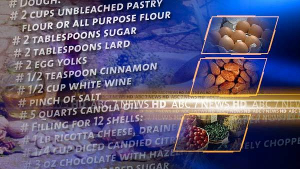 Recipe featured on ABC7 News