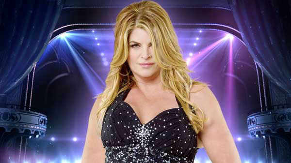 "<div class=""meta ""><span class=""caption-text "">Kirstie Alley: She was on Cheers and she drew cheers as a contestant on Dancing with the Stars. Now Kirstie is back to dazzle us once again in the ballroom!  (ABC Photo)</span></div>"