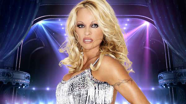 Pamela Anderson: She used to run on the beach, but we saw her Tango and Cha Cha with lightning speed in the dance floor. Now Pamela Anderson is headed back to the ballroom as one of our most beautiful All-Stars!  <span class=meta>(ABC Photo)</span>