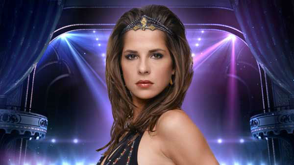 Kelly Monaco: So does the drama of a soap opera compare to that found on the dance floor? We?ll have to ask Kelly Monaco about that one, as she?s been a part of both worlds.  <span class=meta>(ABC Photo)</span>