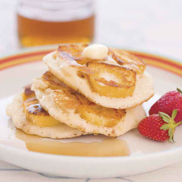 Featured in The Twinkies&#40;R&#41; Cookbook, Twinkie Pancakes are bound to make for a memorable breakfast.  The Twinkie Pancake Recipe was created by Jerry Ferrill, Columbus, Ohio.  &#40;PRNewsFoto&#47;Interstate Bakeries Corporation, Leo Gong&#41; <span class=meta>(Photo&#47;LEO GONG)</span>