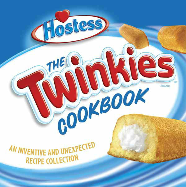 "<div class=""meta ""><span class=""caption-text "">The Twinkies(R) Cookbook is an inventive and unusual recipe collection featuring nearly 50 ideas conceived in kitchens throughout America for cooking with the iconic snack cake.  Published by Ten Speed Press, the book is available at bookstores, specialty stores and other retailers throughout the country and also can be obtained through www.hostesscakes.com.   (PRNewsFoto/Interstate Bakeries Corporation) (Photo/Anonymous)</span></div>"