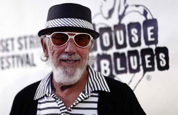 Producer Lou Adler arrives at the launch of the Sunset Strip Music Festival featuring a tribute to Ozzy Osbourne in West Hollywood, Calif. on Thursday, Sept. 10, 2009. &#40;AP Photo&#47;Matt Sayles&#41; <span class=meta>(AP Photo&#47; Matt Sayles)</span>