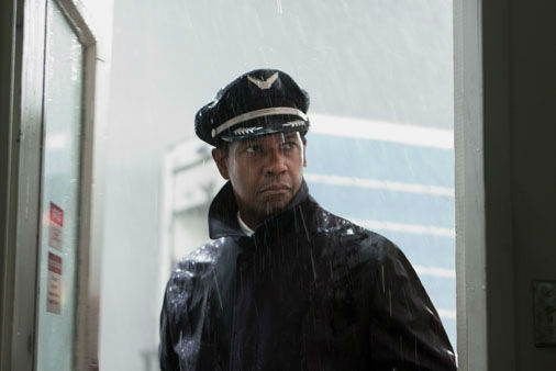 "<div class=""meta ""><span class=""caption-text "">This film image released by Paramount Pictures shows Denzel Washington portraying Whip Whitaker in a scene from ""Flight."" Washington was nominated Thursday, Dec. 13, 2012 for a Golden Globe for best actor in a drama for his role in the film. The 70th annual Golden Globe Awards will be held on Jan. 13.  (AP Photo/Paramount Pictures, Robert Zuckerman, File)</span></div>"