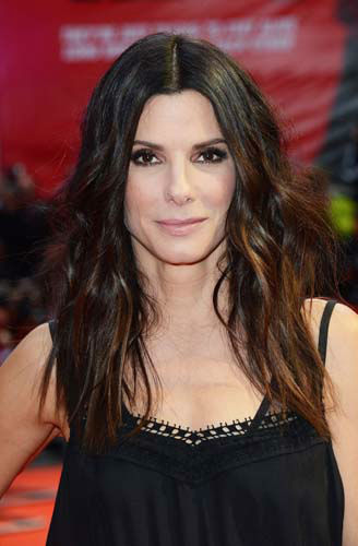 Sandra Bullock is seen at the Gala Screening of The Heat at the Curzon Mayfair in London on Thursday, June. 13, 2013. &#40;Photo by Jon Furniss&#47;Invision&#47;AP&#41; <span class=meta>(Photo&#47;Jon Furniss)</span>