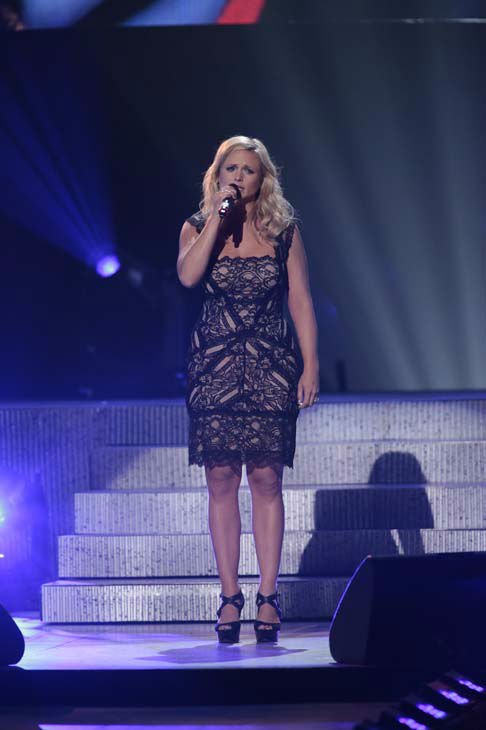 This image released by NBC Universal shows country singer Miranda Lambert during the Healing in the Heartland: Relief Benefit Concert at the Chesapeake Energy Arena in Oklahoma City, Okla., Wednesday, May 29,2013. Funds raised by the benefit will go to the United Way of Central Oklahoma, for recovery efforts for those affected by the May 20 tornado. &#40;AP Photo&#47;NBC, Brett Deering&#41; <span class=meta>(AP Photo&#47; Brett Deering)</span>