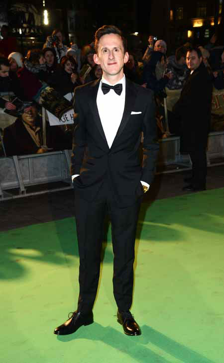 Actor Adam Brown arrives at the UK premiere of &#34;The Hobbit: An Unexpected Journey&#34; at The Odeon Leicester Square, London on Wednesday, Dec. 12, 2012. &#40;Photo by Jon Furniss&#47;Invision&#47;AP&#41; <span class=meta>(Photo&#47;Jon Furniss)</span>