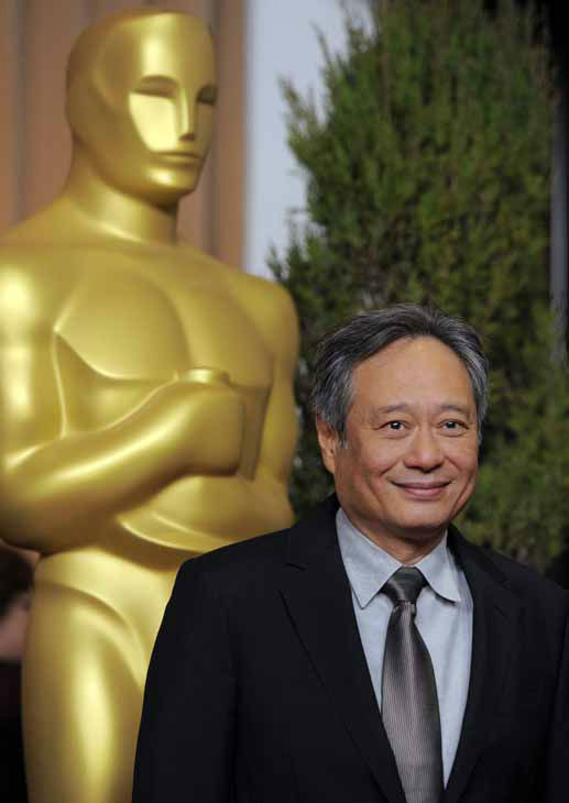 Ang Lee, nominated for best picture and directing for &#34;Life of Pi,&#34; arrives at the 85th Academy Awards Nominees Luncheon at the Beverly Hilton Hotel on Monday, Feb. 4, 2013, in Beverly Hills, Calif. &#40;Photo by Chris Pizzello&#47;Invision&#47;AP&#41; <span class=meta>(Photo&#47;Chris Pizzello)</span>