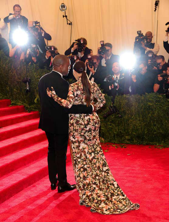 "<div class=""meta ""><span class=""caption-text "">Kim Kardashian and Kanye West attend The Metropolitan Museum of Art  Costume Institute gala benefit, ""Punk: Chaos to Couture"", on Monday, May 6, 2013 in New York. (Photo by Evan Agostini/Invision/AP) (Photo/Evan Agostini)</span></div>"