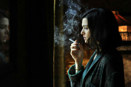 "<div class=""meta ""><span class=""caption-text "">In this film image released by Music Box Films, Rachel Weisz portrays Hester Collyer in a scene from ""The Deep Blue Sea."" Weisz was nominated Thursday, Dec. 13, 2012 for a Golden Globe for best actress in a drama for her role in the film. The 70th annual Golden Globe Awards will be held on Jan. 13. (AP Photo/Music Box Films)</span></div>"