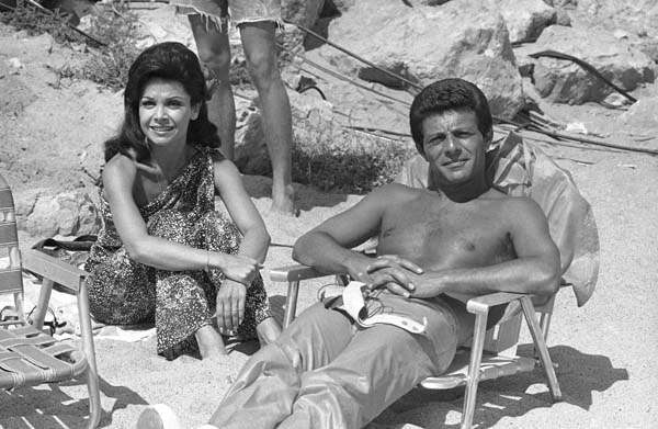 "<div class=""meta image-caption""><div class=""origin-logo origin-image ""><span></span></div><span class=""caption-text"">Working together again after a separation of ten years Frankie Avalon and Annette Funicello chat during a break in the filming of another beach movie in Los Angeles, Aug. 26, 1977.  (AP Photo/Jeff Robbins) (AP Photo/ Jeff Robbins)</span></div>"