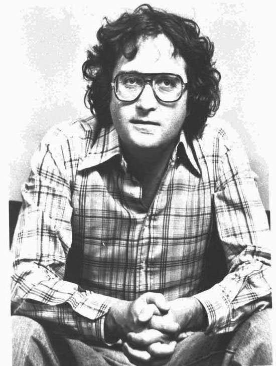 Composer-singer-songwriter Randy Newman, shown in this September 1979 photo, known for the hits ``I Love L.A.,'' and ``Short People.'  (AP Photo)