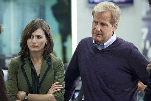 "<div class=""meta ""><span class=""caption-text "">This publicity image released by HBO shows Emily Mortimer as Mackenzie MacHale , left, and Jeff Daniels as Will McAvoy on the HBO series, ""The Newsroom.""   The series was nominated for a Golden Globe award on Thursday, Dec. 13, 2012. The 70th annual Golden Globe Awards will be held on Jan. 13. The 70th annual Golden Globe Awards will be held on Jan. 13. (AP Photo/HBO, Melissa Moseley) (AP Photo/ Melissa Moseley)</span></div>"