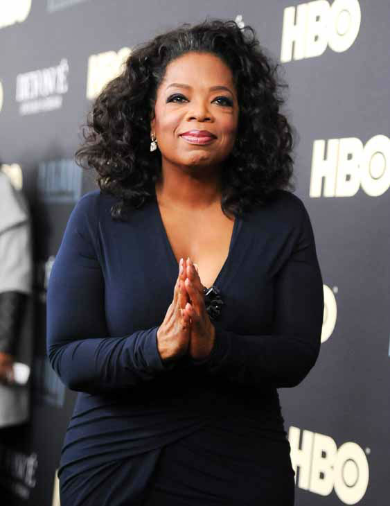 Oprah Winfrey attends the premiere of &#34;Beyonce: Life Is But A Dream&#34; at the Ziegfeld Theatre on Tuesday, Feb. 12, 2013 in New York. &#40;Photo by Evan Agostini&#47;Invision&#47;AP&#41; <span class=meta>(Photo&#47;Evan Agostini)</span>