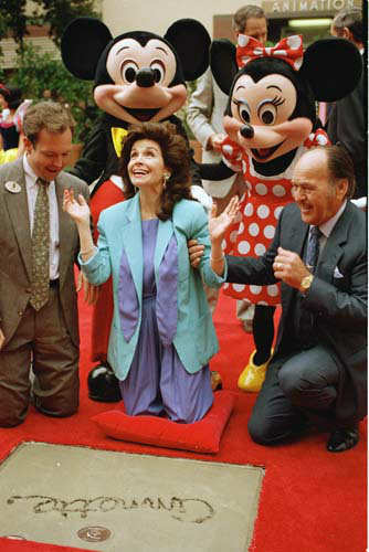 "<div class=""meta ""><span class=""caption-text "">Annette Funicello, beloved Disney Mouseketeer and iconic teen star, has died at the age of 70.   (AP Photo)</span></div>"
