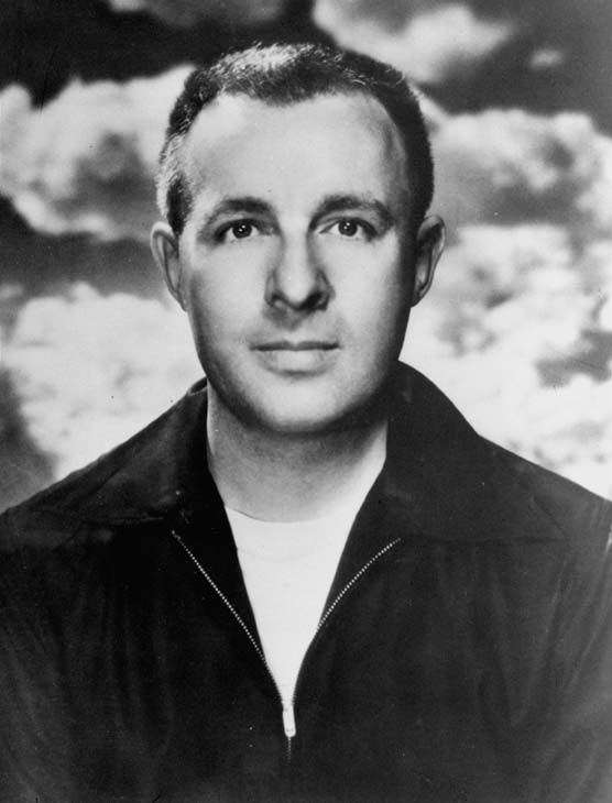 Ray Bradbury of Los Angeles, science fiction novelist. &#40;AP Photo&#41; <span class=meta>(AP Photo&#47; Anonymous)</span>