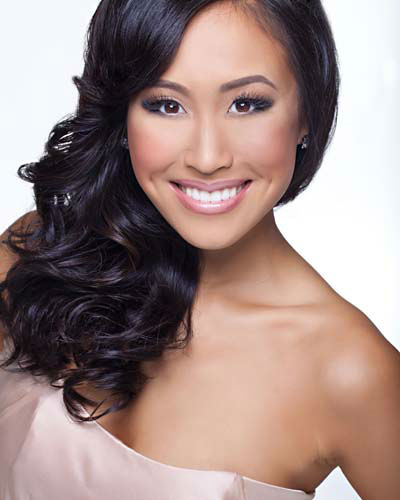 "<div class=""meta ""><span class=""caption-text "">Miss California: Cystal Lee. Pictures of Miss America contestants vying for the 2014 crown. (Photo/The Miss America Organization)</span></div>"