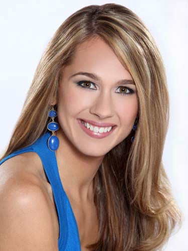 Miss Delaware: Rebecca Lee Jackson. Pictures of Miss America contestants vying for the 2014 crown. <span class=meta>(Photo&#47;The Miss America Organization)</span>