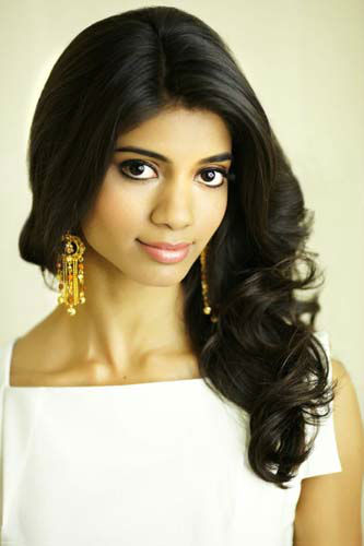 Miss District of Columbia: Bindhu Parmathi. Pictures of Miss America contestants vying for the 2014 crown. <span class=meta>(Photo&#47;The Miss America Organization)</span>