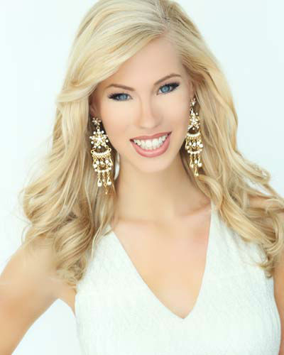 Miss Iowa: Nicole Kelly. Pictures of Miss America contestants vying for the 2014 crown. <span class=meta>(Photo&#47;The Miss America Organization)</span>