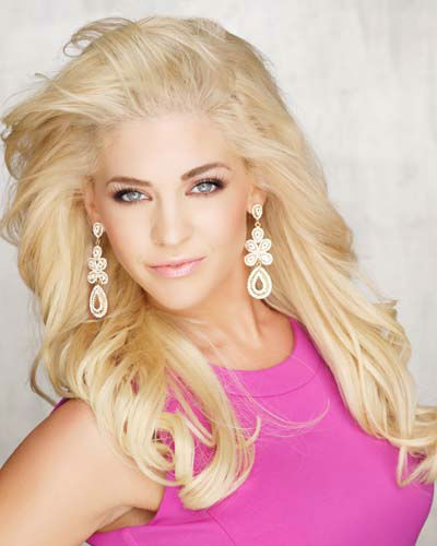 "<div class=""meta ""><span class=""caption-text "">Miss Kansas: Theresa Vail. Pictures of Miss America contestants vying for the 2014 crown. (Photo/The Miss America Organization)</span></div>"
