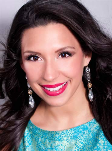 Miss Massachussetts: Amanda-Narci. Pictures of Miss America contestants vying for the 2014 crown.