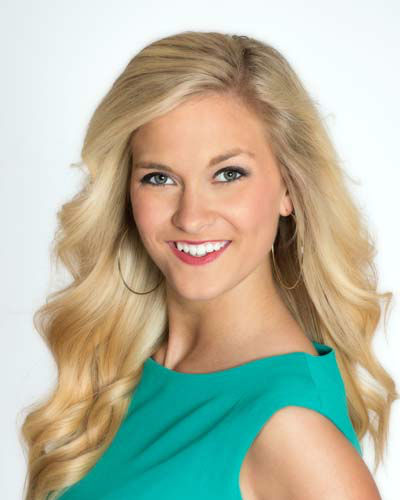 "<div class=""meta ""><span class=""caption-text "">Miss North Dakota: Laura Harmon. Pictures of Miss America contestants vying for the 2014 crown. (Photo/The Miss America Organization)</span></div>"